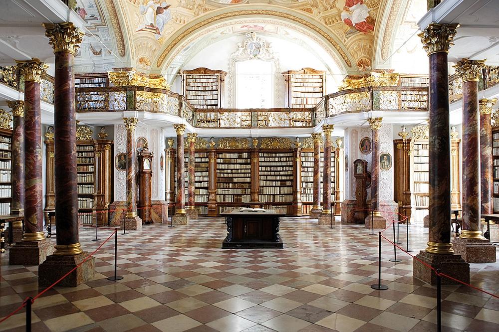 Bibliothek Schlierbach