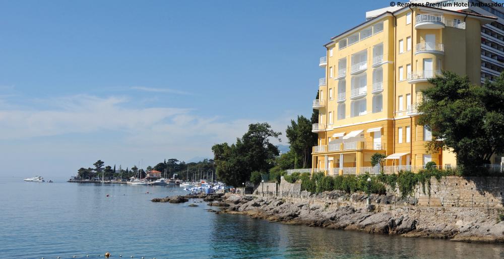 Hotel Ambassador Opatija