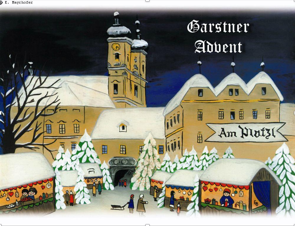 Advent in Garsten