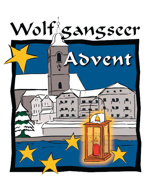 Logo Wolfgangseer Advent